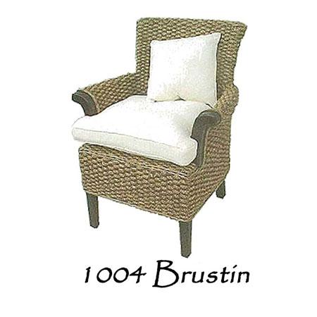 Brustin Wicker Chair