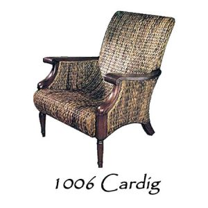 Cardig Wicker Chair
