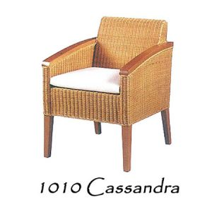 Cassandra Rattan Chair