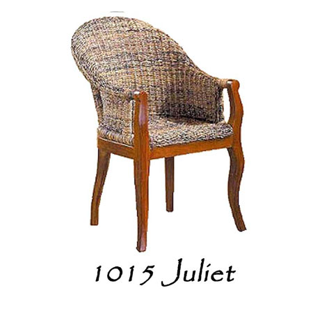 Juliet Wicker Chair