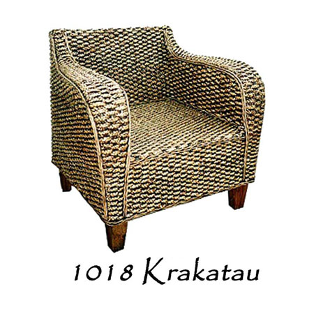 Krakatau Wicker Chair