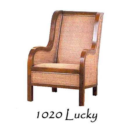 Lucky Rattan Chair