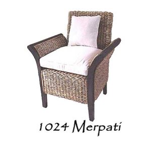 Merpati Wicker Chair