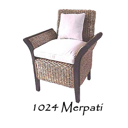 Merpati Wicker Chair