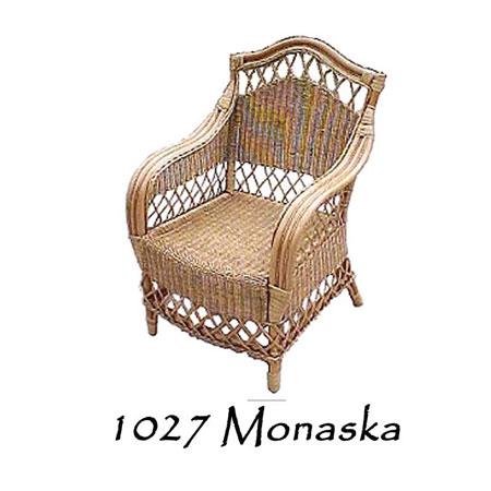 Monaska Rattan Chair