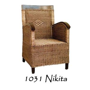 Nikita Rattan Chair