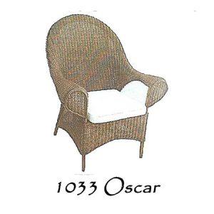 Oscar Rattan Chair