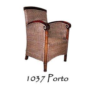 Porto Rattan Chair