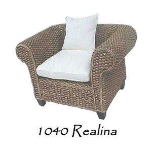 Realina Wicker Chair