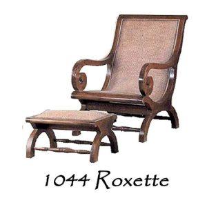 Roxette Rattan Chair