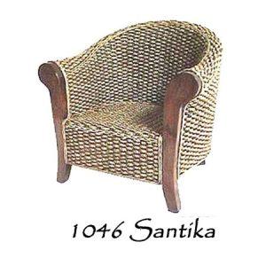 Santika Wicker Chair