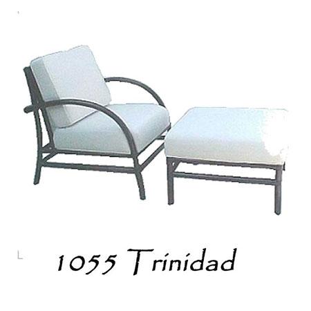 Trinidad Rattan Chair