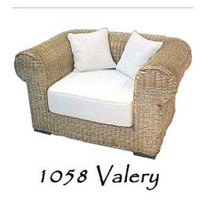 Valery Rattan Chair