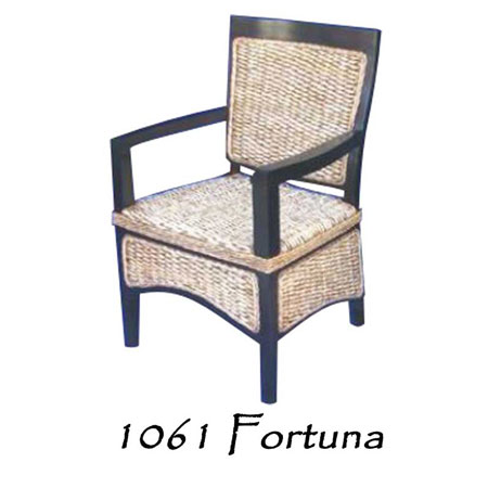 Fortuna Rattan Arm Chair