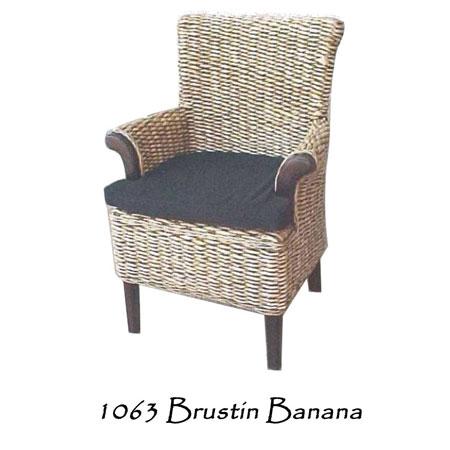Brustin Banana Woven Chair