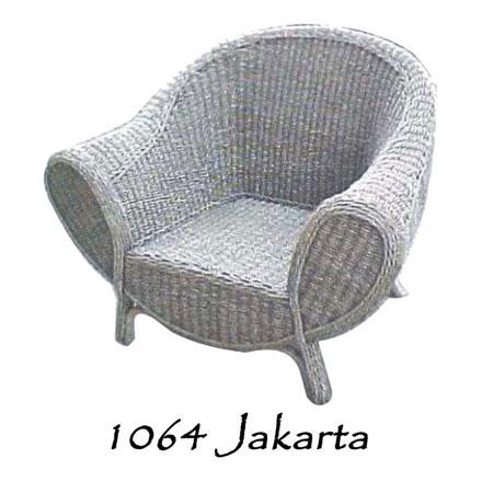 Jakarta Wicker Chair