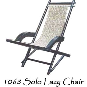 Solo Rattan Lazy Chair