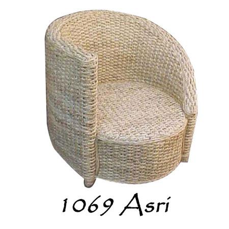 Asri Wicker Chair