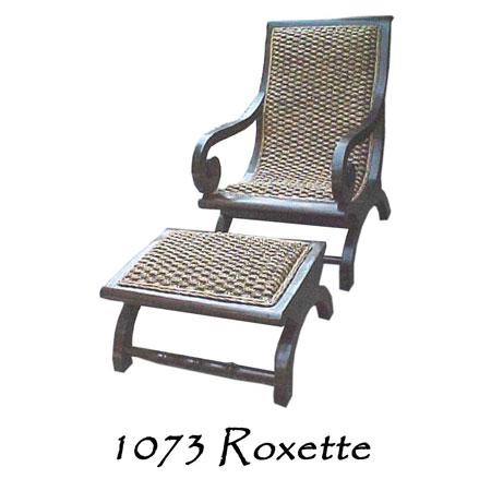 Roxette Wicker Chair
