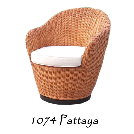 Pattaya Rattan Chair
