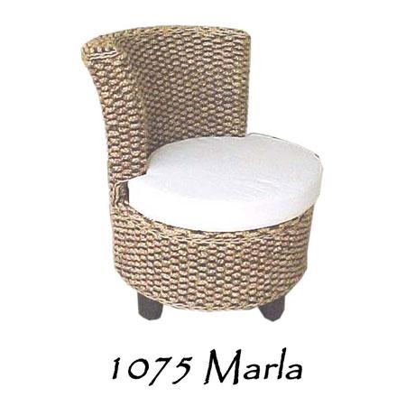 Marla Wicker Chair
