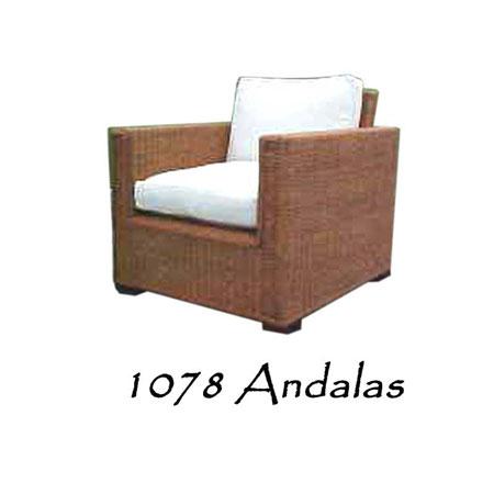Andalas Rattan Chair
