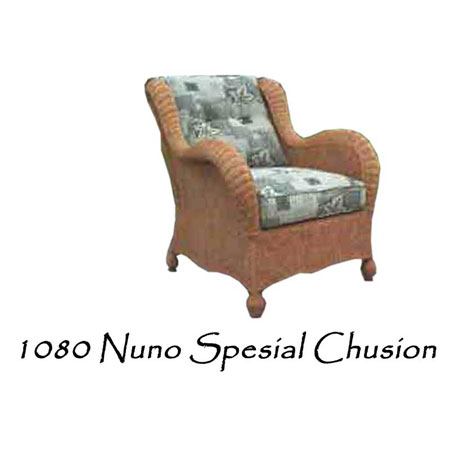 Nuno Rattan Chair Special Cushion