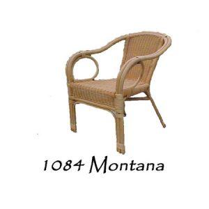 Montana Rattan Chair