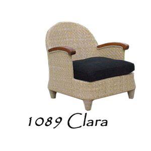 Clara Rattan Arm Chair
