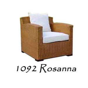 Rosanna Rattan Chair