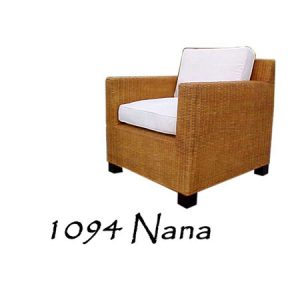 Nana Rattan Chair