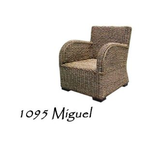 Miguel Rattan Chair