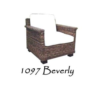 Beverly Wicker Chair
