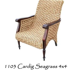 Cardig Seagrass Woven Chair