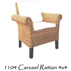 Carusel Rattan Chair
