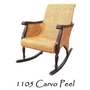 Carvo Rattan Chair