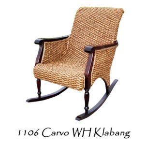 Carvo Wicker Chair