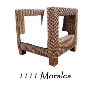 Morales Wicker Chair