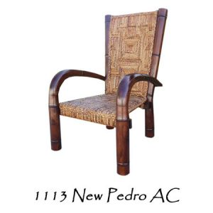New Pedro Rattan Chair