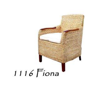 Fiona Rattan Chair