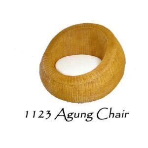 Agung Rattan Chair
