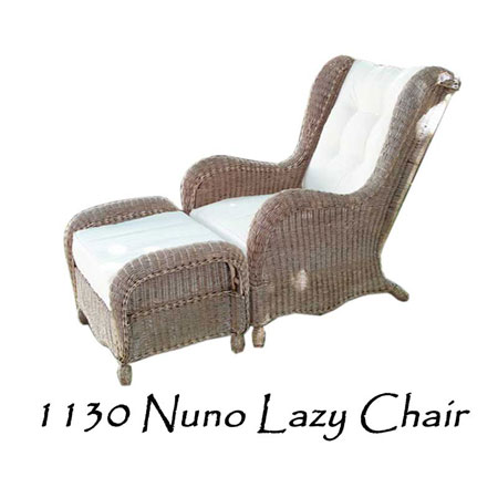 Nuno Rattan Lazy Chair