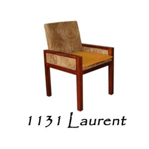 Laurent Wicker Chair