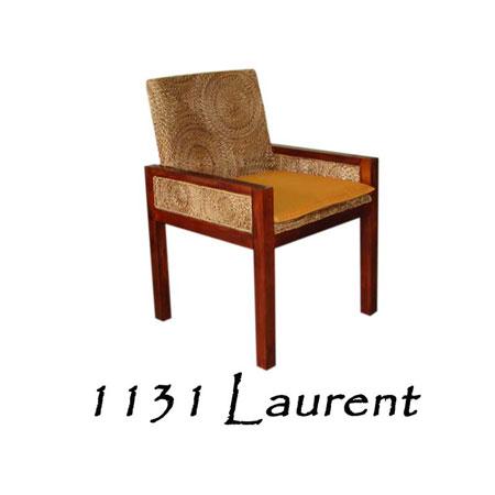 Laurent Wicker Chair