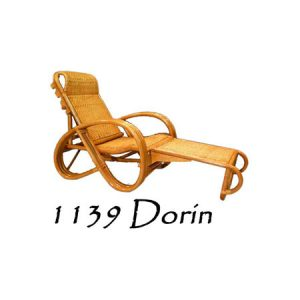Dorin Rattan Lazy Chair