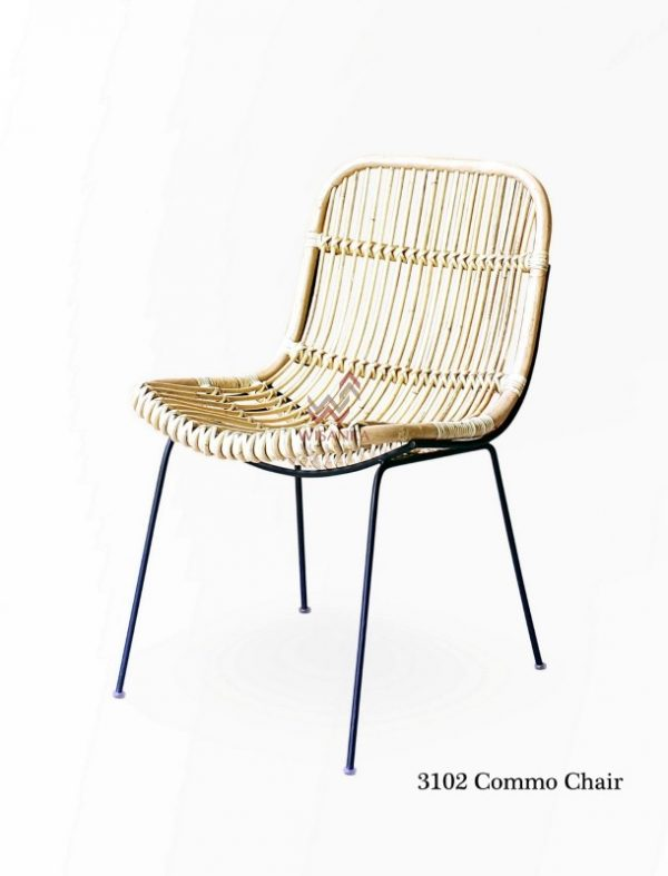 Commo Rattan Chair