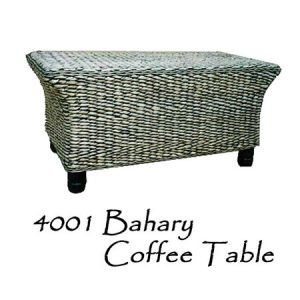Bahary Wicker Coffee Table