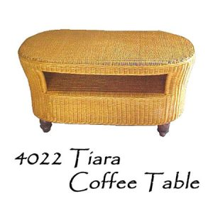 Tiara Rattan Coffee Table