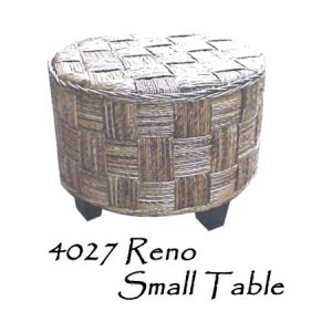 Reno Wicker Small Table