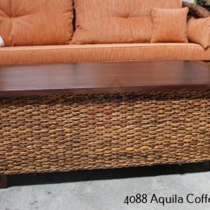 Aquila Wicker Coffee Table